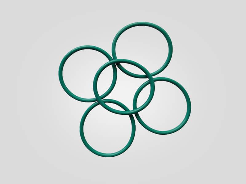 绿色O圈Φ39×3