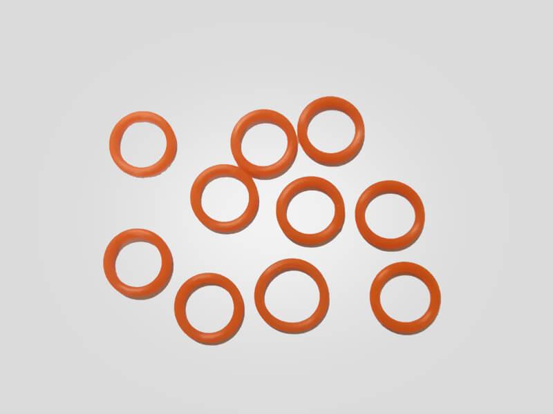 橙色O圈Φ9.3×1.6