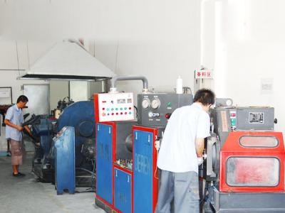 1000吨硫化机