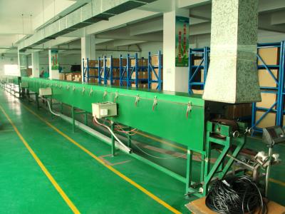 橡胶挤出生产线