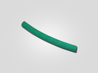 Extrude the clamp cloth hose